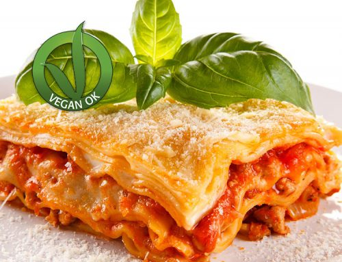 Lasagna Tomato (vegan)