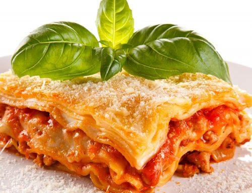 Lasagna al Pomodoro (vegano)